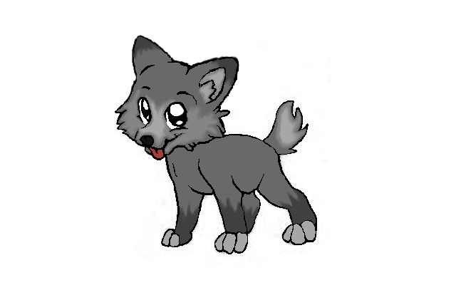 Animated Lonely Boy Wallpapers Free Wolf Cartoon Download Free Clip Art Free Clip Art