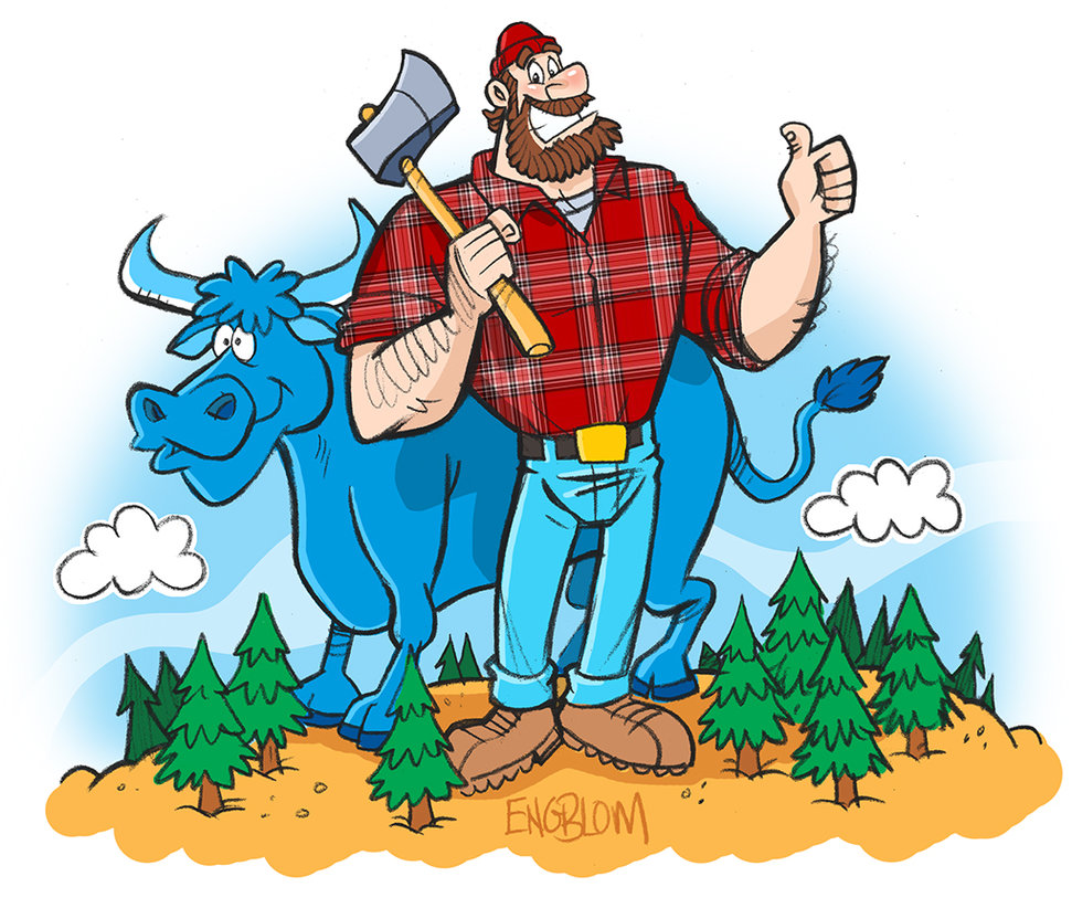 hight resolution of paul bunyan day june 28th history and photo calendar holidays