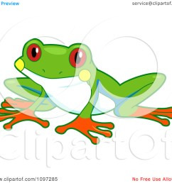 cute baby frog clip art clipart library free clipart images [ 1080 x 1024 Pixel ]
