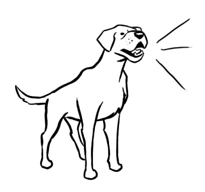 Free Dog Barking Clipart, Download Free Clip Art, Free