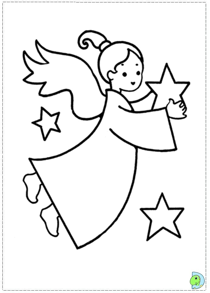 Free Picture Of A Christmas Angel, Download Free Clip Art