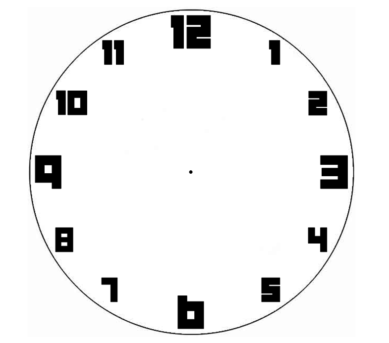 Hunger Games Clock Template by XxVampire-GirlxX on Clipart