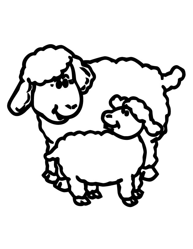 Black And White Sheep Stock Photos and Images - Alamy