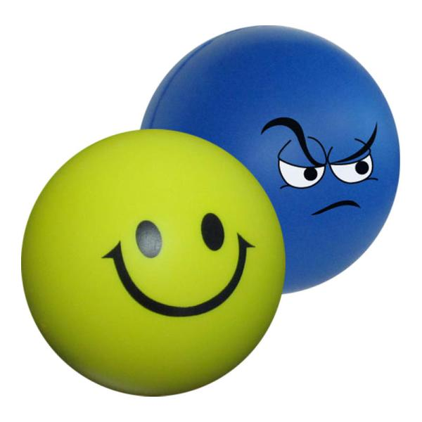 Stress Ball with Face
