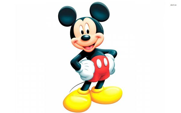 Free Mickey Mouse Clip Art