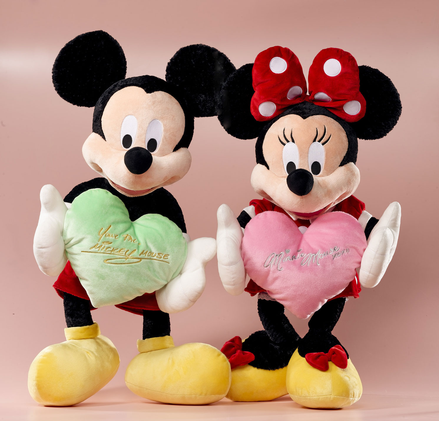 Free Mickey Mouse And Minnie Mouse Love Download Free