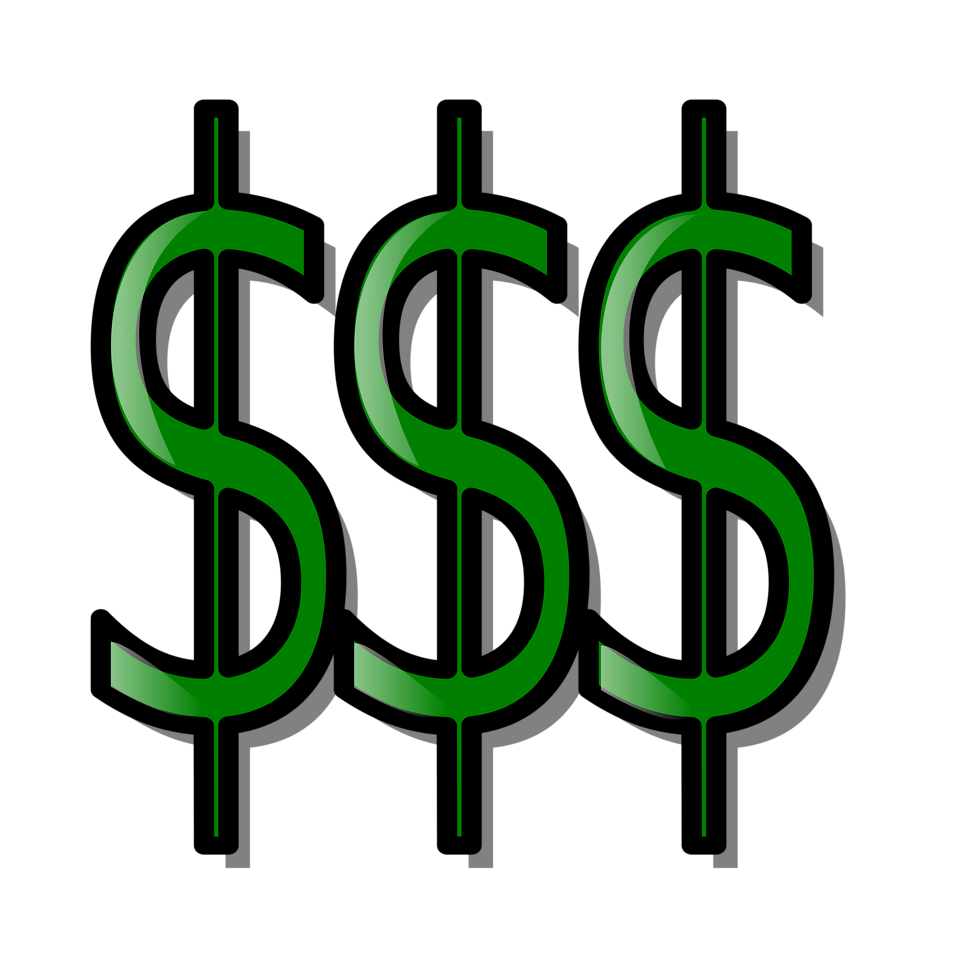 medium resolution of money free stock photo illustration of dollar signs 15961