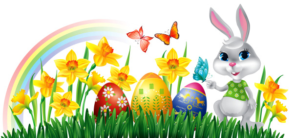 free happy easter clipart