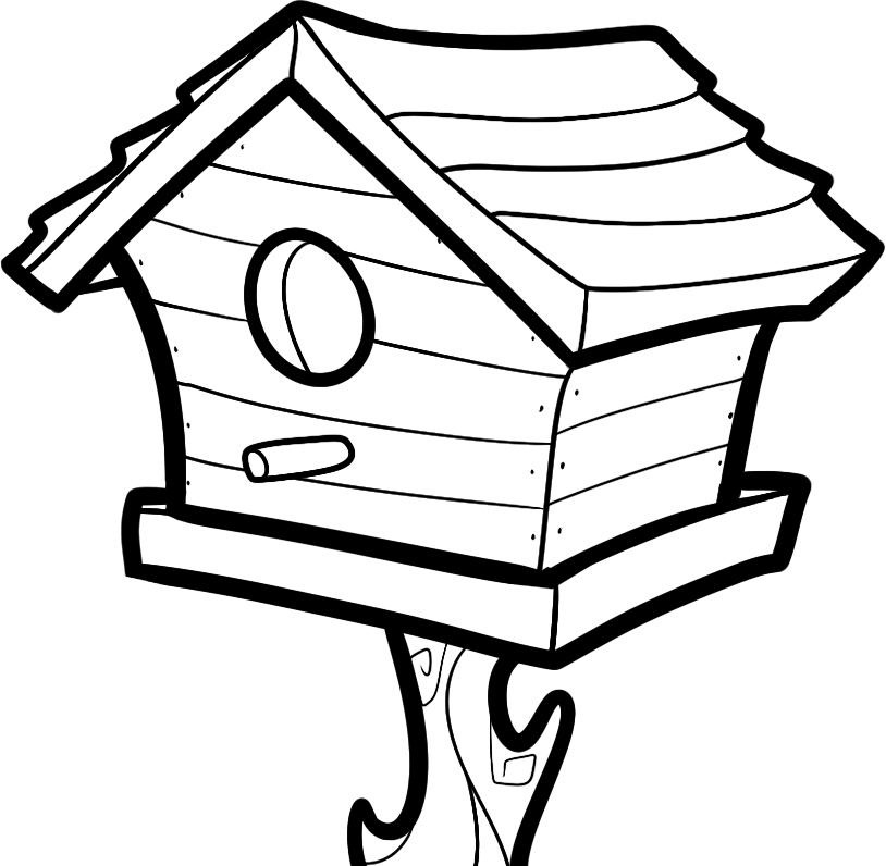 Free Birdhouse Pictures, Download Free Clip Art, Free Clip