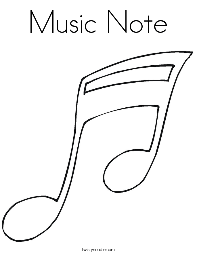 Free Music Note Drawings, Download Free Clip Art, Free