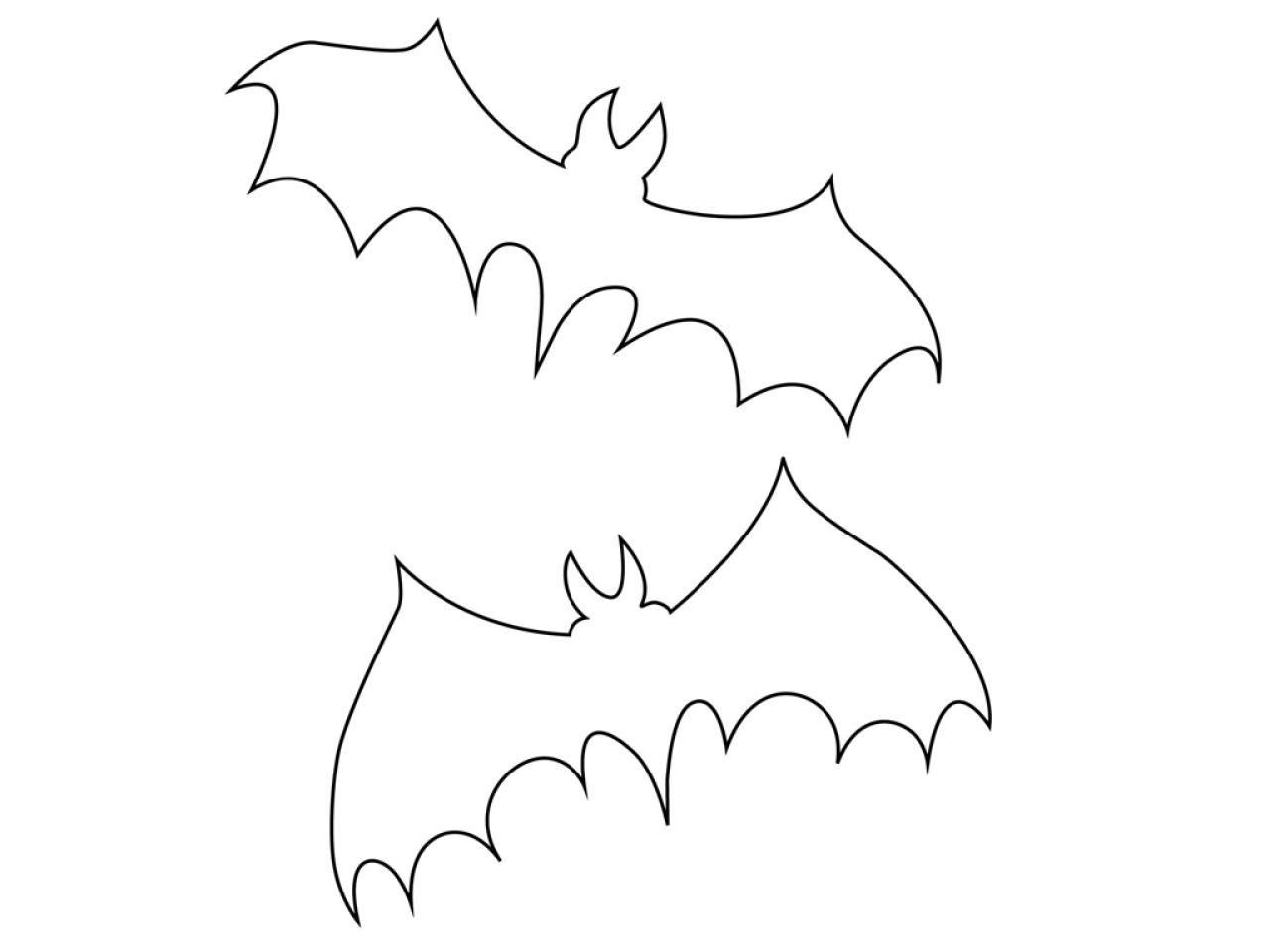 41 Printable And Free Halloween Templates Easy Crafts And