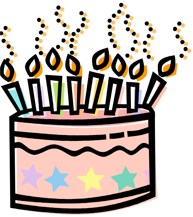 Free Happy 40th Birthday Clipart Download Free Clip Art