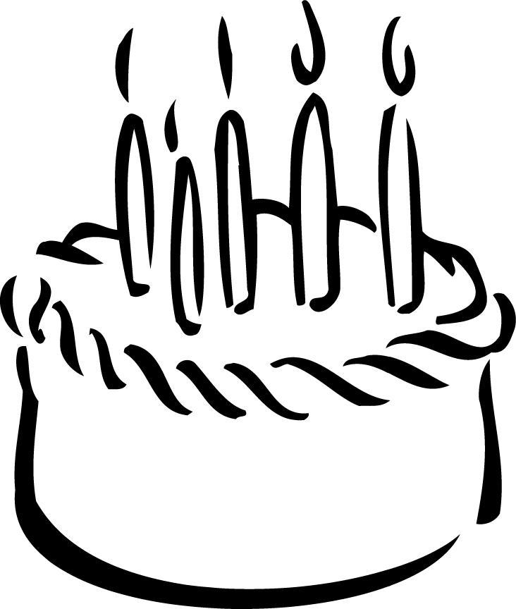 Free Image Birthday Cake, Download Free Clip Art, Free