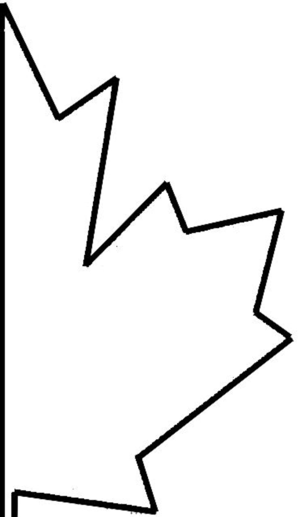 Free Maple Leaf Outline Download Free Clip Art Free Clip