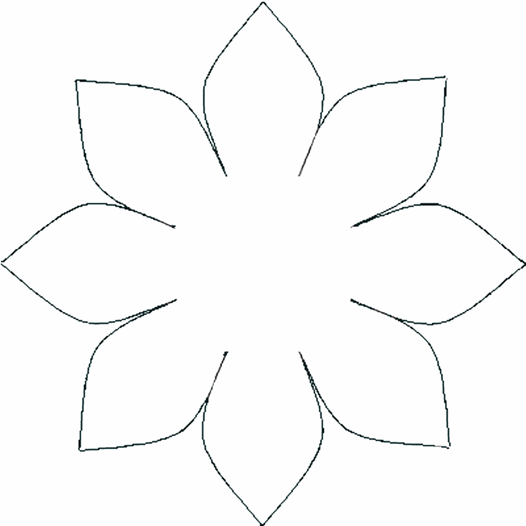 Free Flower Template Download Free Clip Art Free Clip