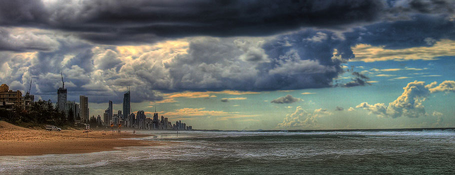 Wet weather activities Gold Coast Burleigh Heads Surfers