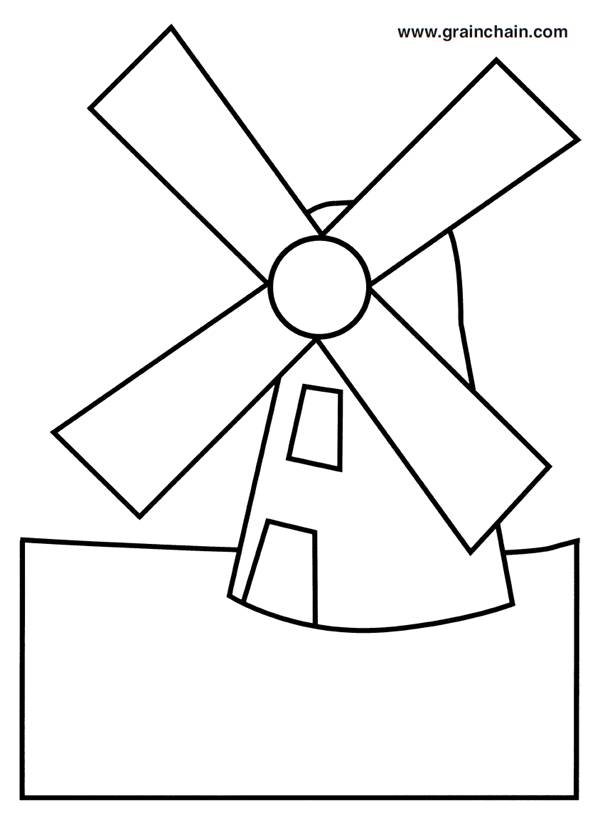 Free Windmill Pictures Images, Download Free Clip Art