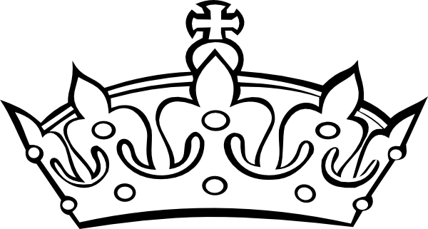 Free Simple King Crown Drawing, Download Free Clip Art