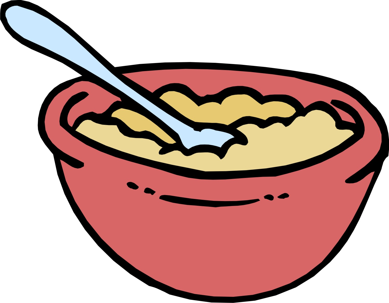 hight resolution of images for cereal bowl clip art