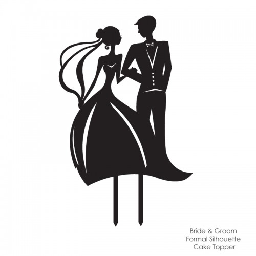 Free Wedding Silhouette Download Free Clip Art Free Clip