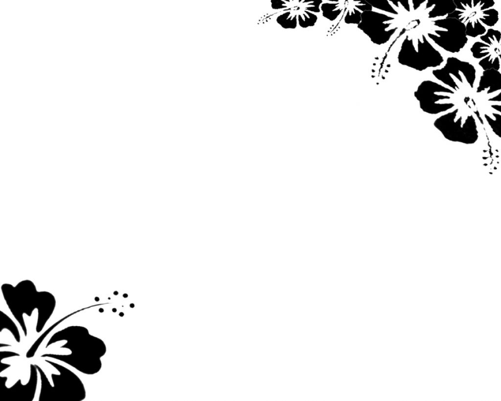 Free Page Border Designs Flowers Black And White Download Free Clip Art Free Clip Art On