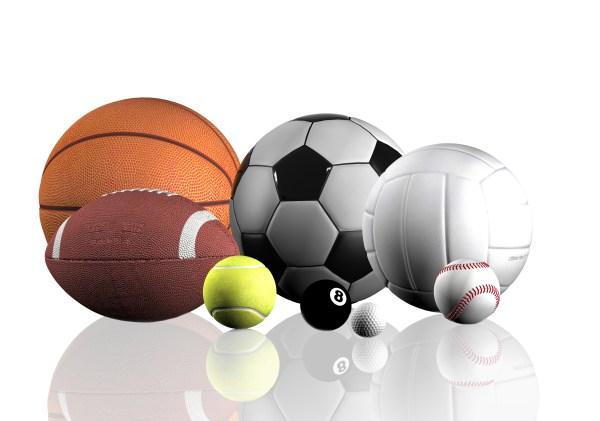 Free Sport Ball Clip Art