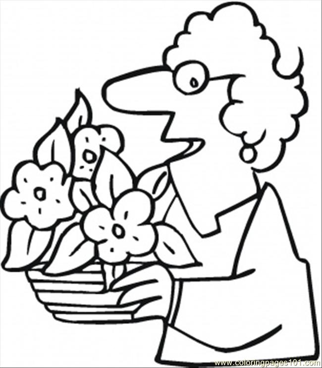 Ted Coloring Pages