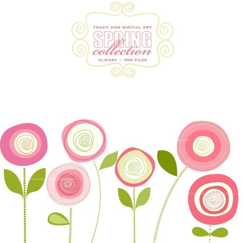 small resolution of flower clip art background 1 hd wallpapers