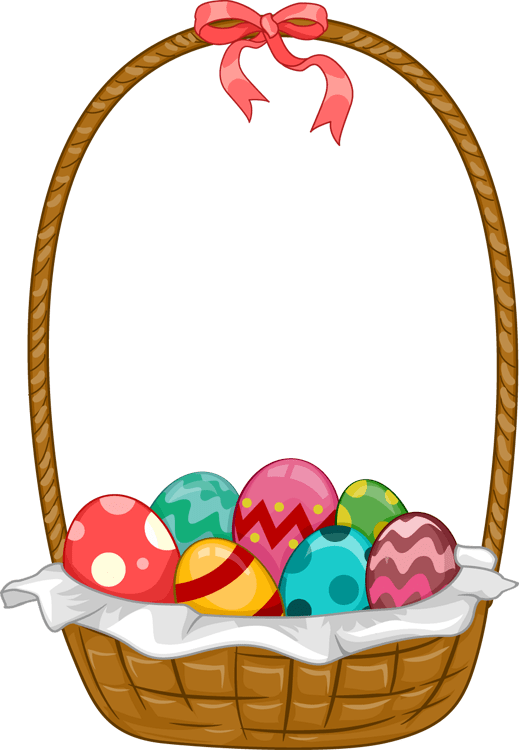 free easter baskets