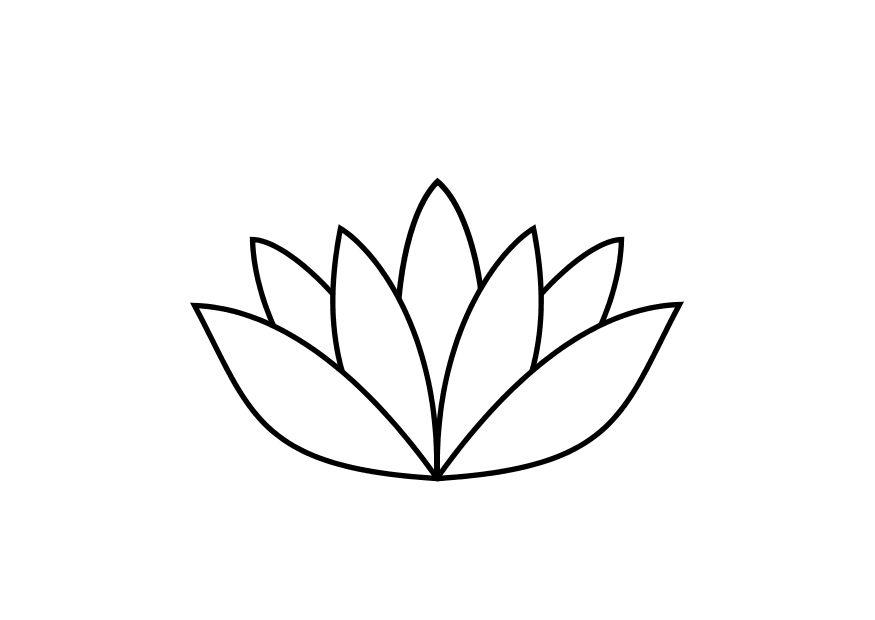 Free Traceable Flower, Download Free Clip Art, Free Clip