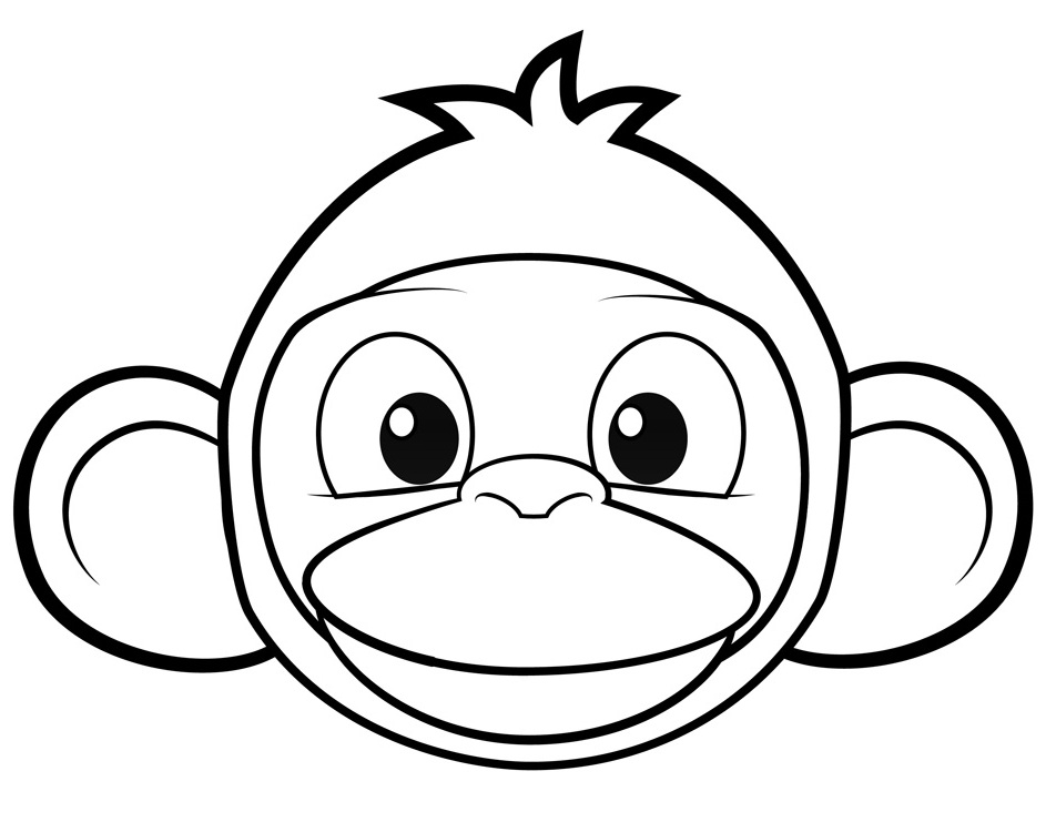 Free Monkey Cartoon Drawings, Download Free Clip Art, Free