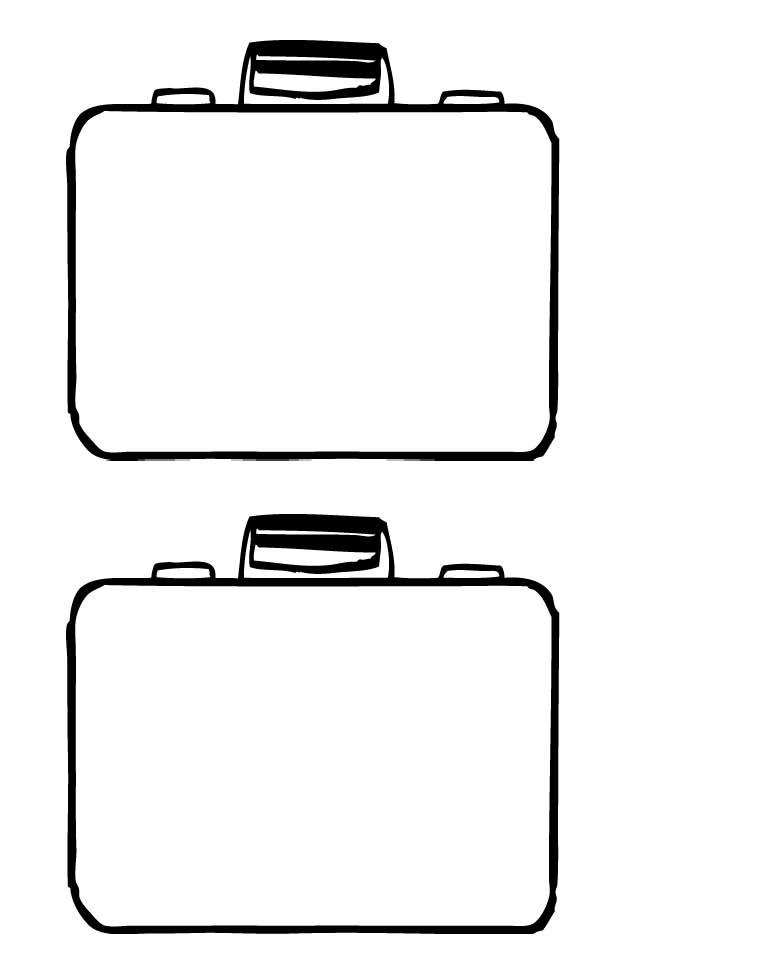 Free Open Suitcase Clipart, Download Free Clip Art, Free