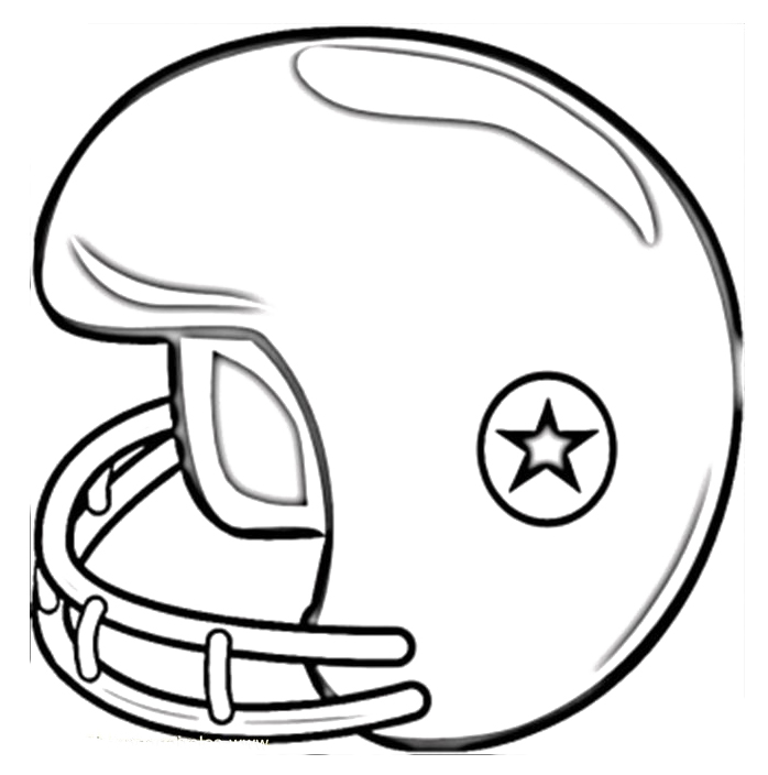 Free Printable Football Helmets, Download Free Clip Art