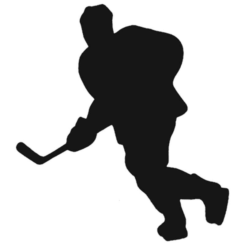Cartoon Girl Live Wallpaper Icon Free Hockey Player Silhouette Download Free Clip Art