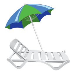 Fishing Chair Umbrella Clamp Bedroom For Teenage Girl Free Beach Images, Download Clip Art, Art On Clipart Library