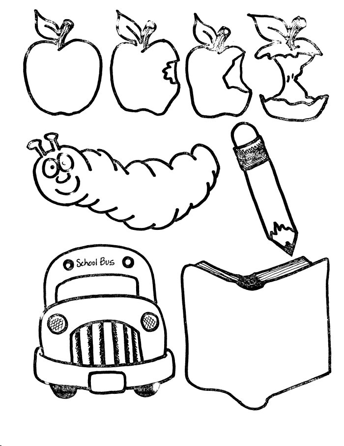 Free Picture Of School Supplies, Download Free Clip Art