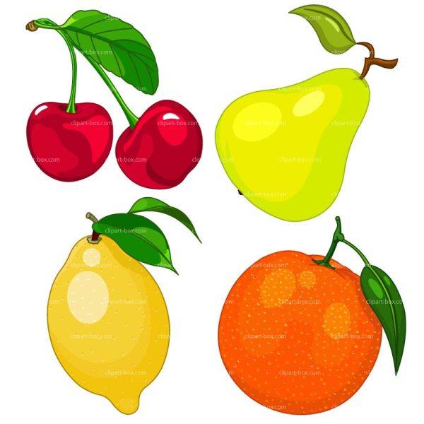 free of fruit