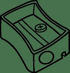 pencil clipart library pencils sharpener clip drawing
