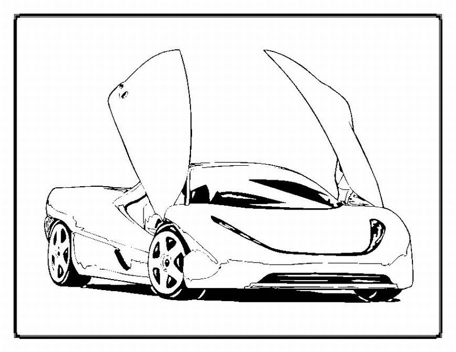 Cars Coloring Pages Free To Print