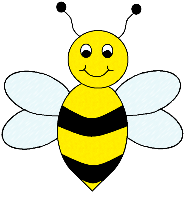 bumble bee graphic