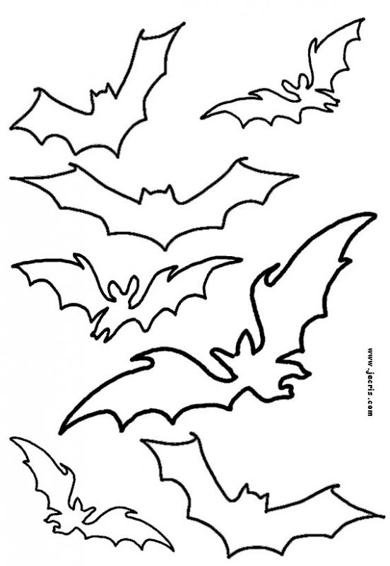 Free Bat Stencil, Download Free Clip Art, Free Clip Art on