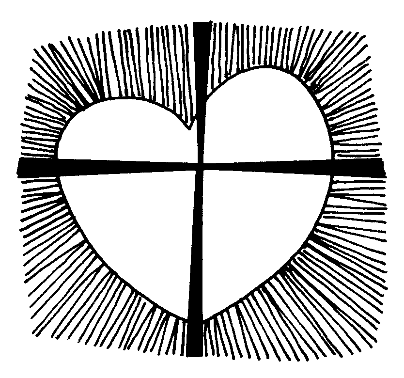 Free Black And White Drawings Of Jesus, Download Free Clip