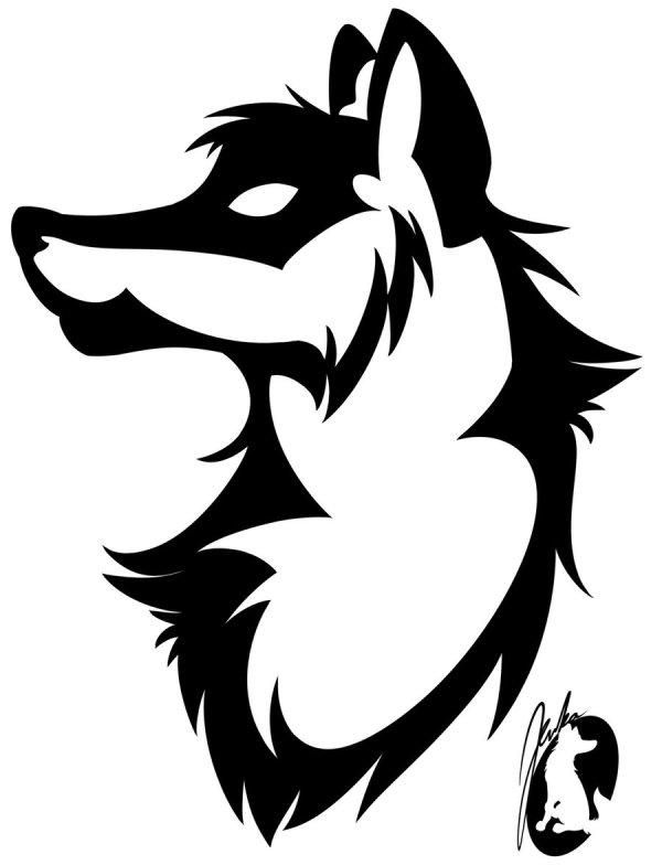 Wolf Head Tattoo Designs
