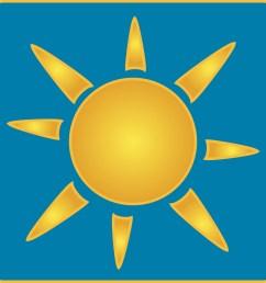 sun rays clip art clipart library [ 2550 x 2550 Pixel ]