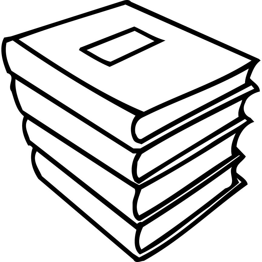 Free Cartoon Stack Of Books, Download Free Clip Art, Free