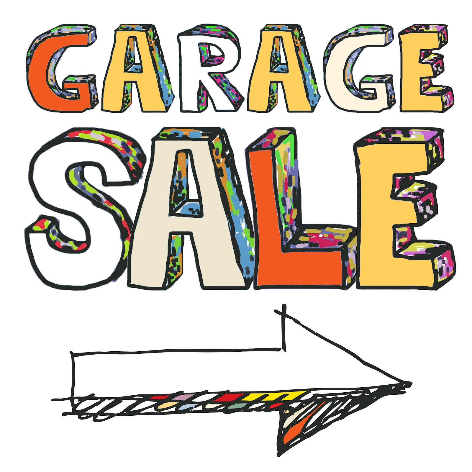 hight resolution of garage sale clip art clipart library