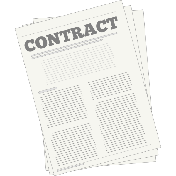 free of contract