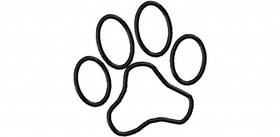 Free Cougar Paw Print, Download Free Clip Art, Free Clip
