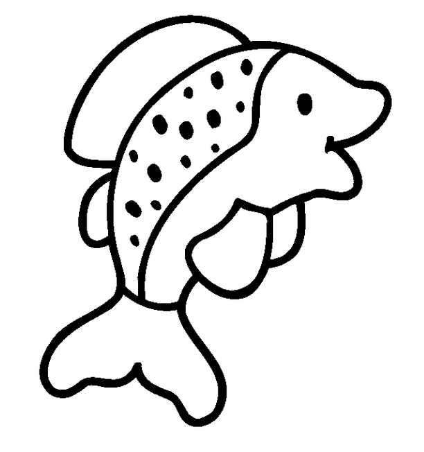Sea Animals Coloring Pages, Download Ocean Animals