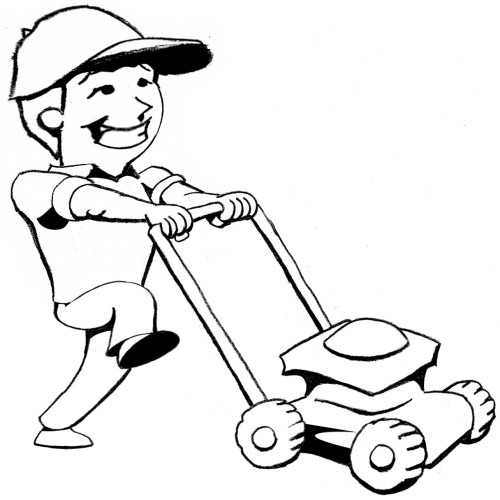 Free Lawn Mowing Pictures, Download Free Clip Art, Free